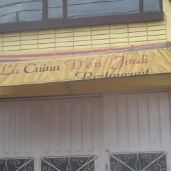 La Guina D´en Jordi Restaurante en Bogotá