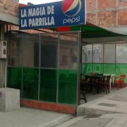 La Magia de la Parrilla en Bogotá