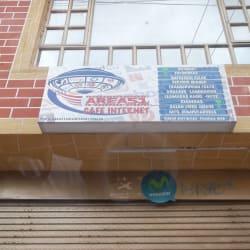 Area 51 Cafe Internet en Bogotá