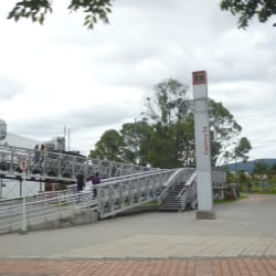 Estación Américas Carrera 53A en Bogotá