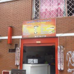 Asadero Restaurante El Sazon De Anny en Bogotá