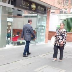 Luis Mora Bienestar y Belleza en Bogotá