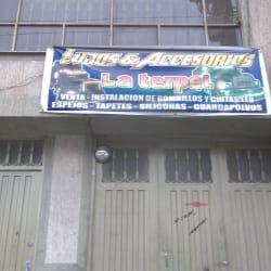Lujos y Accesorios La Terpel en Bogotá