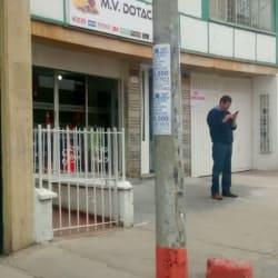 M.V Dotaciones en Bogotá