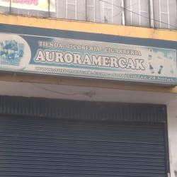 Auroramercak en Bogotá