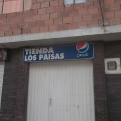 Tienda Los Paisas en Bogotá