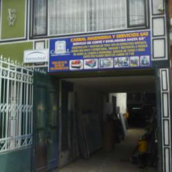 Carbal ingenieria y servicios sas en Bogotá