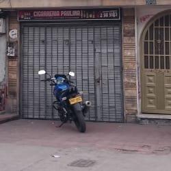 Cigarrería Paulina en Bogotá