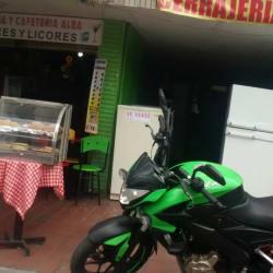 Cigarreria y Cafeteria Alba en Bogotá