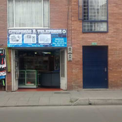 Citofonos & Telefonos MF en Bogotá