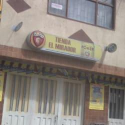 Tienda El Mirador en Bogotá