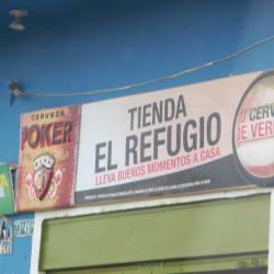 Tienda el Refugio en Bogotá