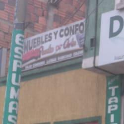 Muebles y Confort Punto de Arte en Bogotá