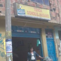 Tienda Donde El Paisano en Bogotá