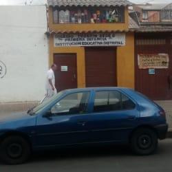 Colegio Toberin Sede D Primera Infancia en Bogotá