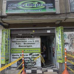 Ciberexpress en Bogotá