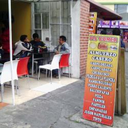 Pa' Comer en Bogotá
