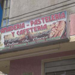 Panaderia - Pasteleria Trigo y Melao en Bogotá