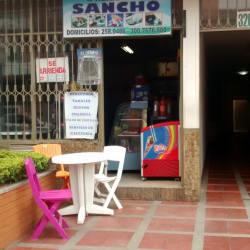 Panadería Cafetería & Abarrotes Sancho  en Bogotá