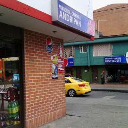 Panadería Cafetería Andripan en Bogotá