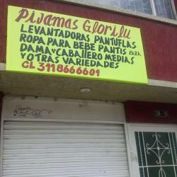 Pijamas Glorilu en Bogotá
