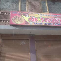 Kino's Broaster en Bogotá