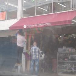 Tienda de descuentos en Bogotá