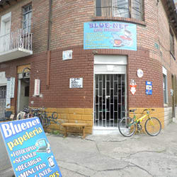 Blue Net  en Bogotá