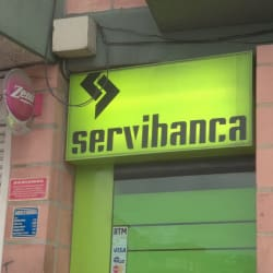 Cajero Servibanca Carrera 22G en Bogotá