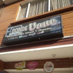 Cafe Internet Donde Vane  en Bogotá