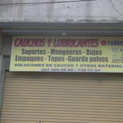 Cauchos Y Lubricantes en Bogotá