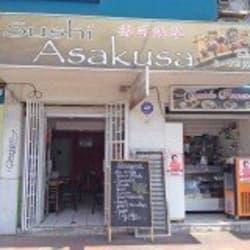 Asakusa Sushi en Santiago