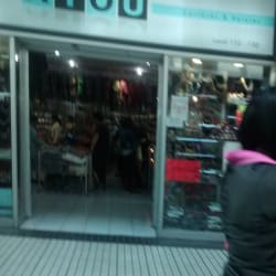 Ayou Portal Exposicion en Santiago