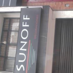 Sunoff en Bogotá