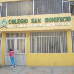 Colegio San Bonifacio en Bogotá