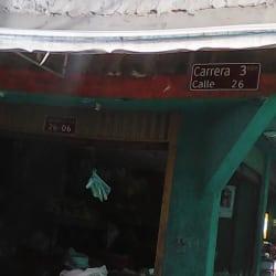 Supermercado Carrera 3 en Bogotá