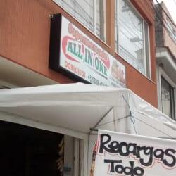 Supermercado All In One en Bogotá