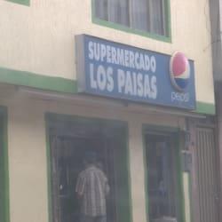 Supermercado Los Paisas Calle 64 con 21A en Bogotá