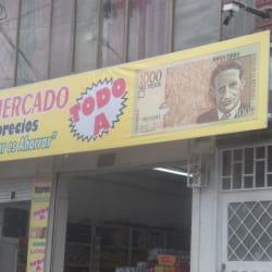 Supermercado Maxiprecios en Bogotá