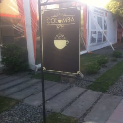 Cafe Colomba en Santiago