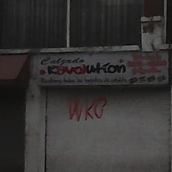 Calzado Revolutions en Bogotá