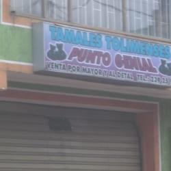 Tamales Tolimenses Punto Genial en Bogotá