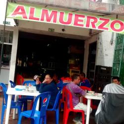 Tamales Desayunos Almuerzos y Algo Mas en Bogotá