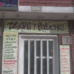 Tarjetas y Peluches en Bogotá