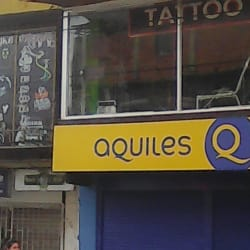 Tattoo Carrera 100 en Bogotá