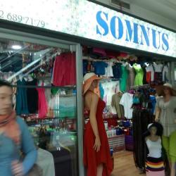 Somnus - Portal Exposicion en Santiago