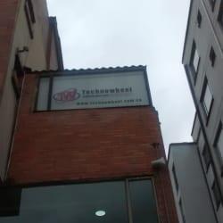 Technowheel en Bogotá