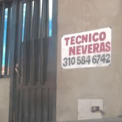 Tecnico de Neveras en Bogotá
