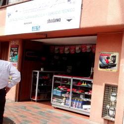 Tecnimotor J.P SAS en Bogotá