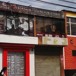 Brodat Centro Especializado En Bordado y Diseño Publicitario en Bogotá